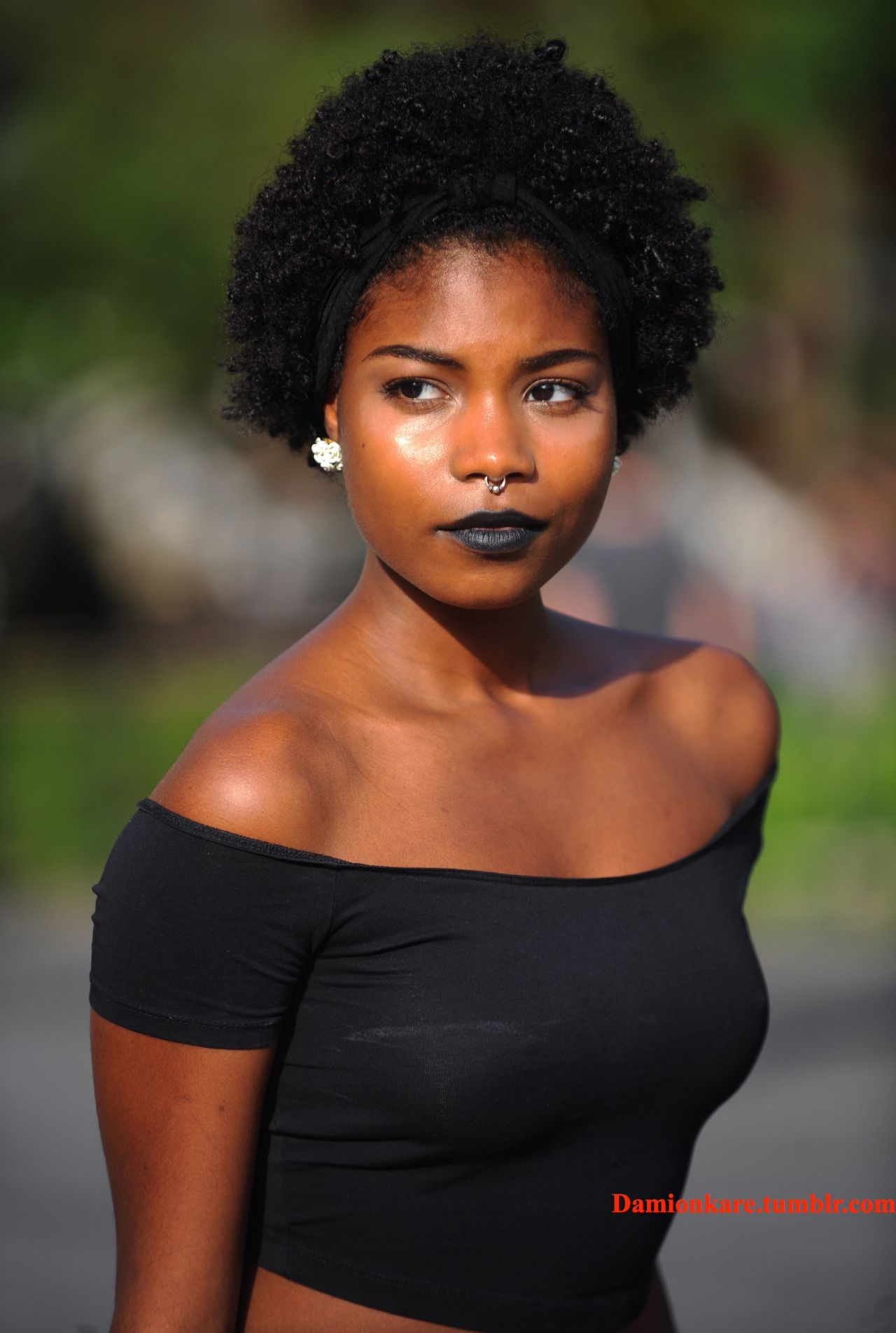Natural hair beautiful woman beautiful hair afro hair curly afro