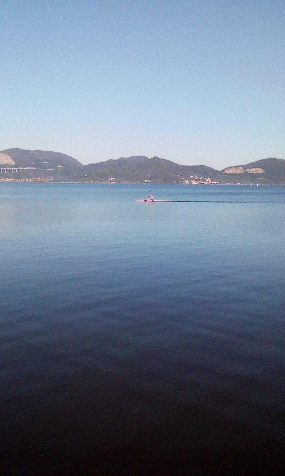 Canottaggio Sul Lago Torre Del Lago Puccini Lu Luoghi Da
