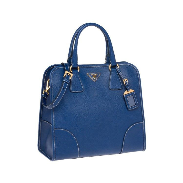 44c490654d2e ... where to buy prada saffiano leather tote bn2254 cornflower blue c3a75  5728e
