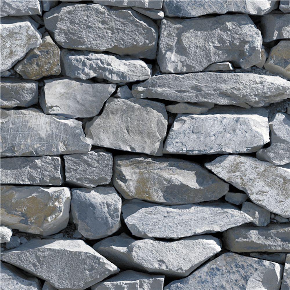 Grace Gardenia G57804 River Stone Wallpaper Stone Wallpaper Wallpaper Unique Wallpaper
