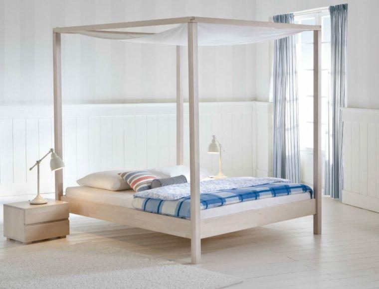 Betten Baldachin Designs Fur Elegante Schlafzimmer Himmelbetten