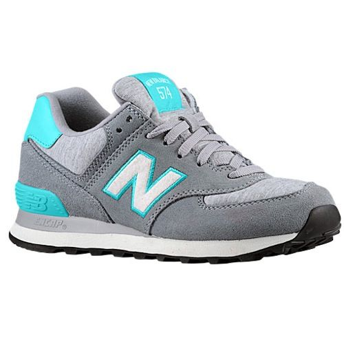 new balance 574 grey mint