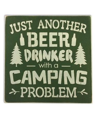 Look what I found on zulily! 'Just Another Beer Drinker
