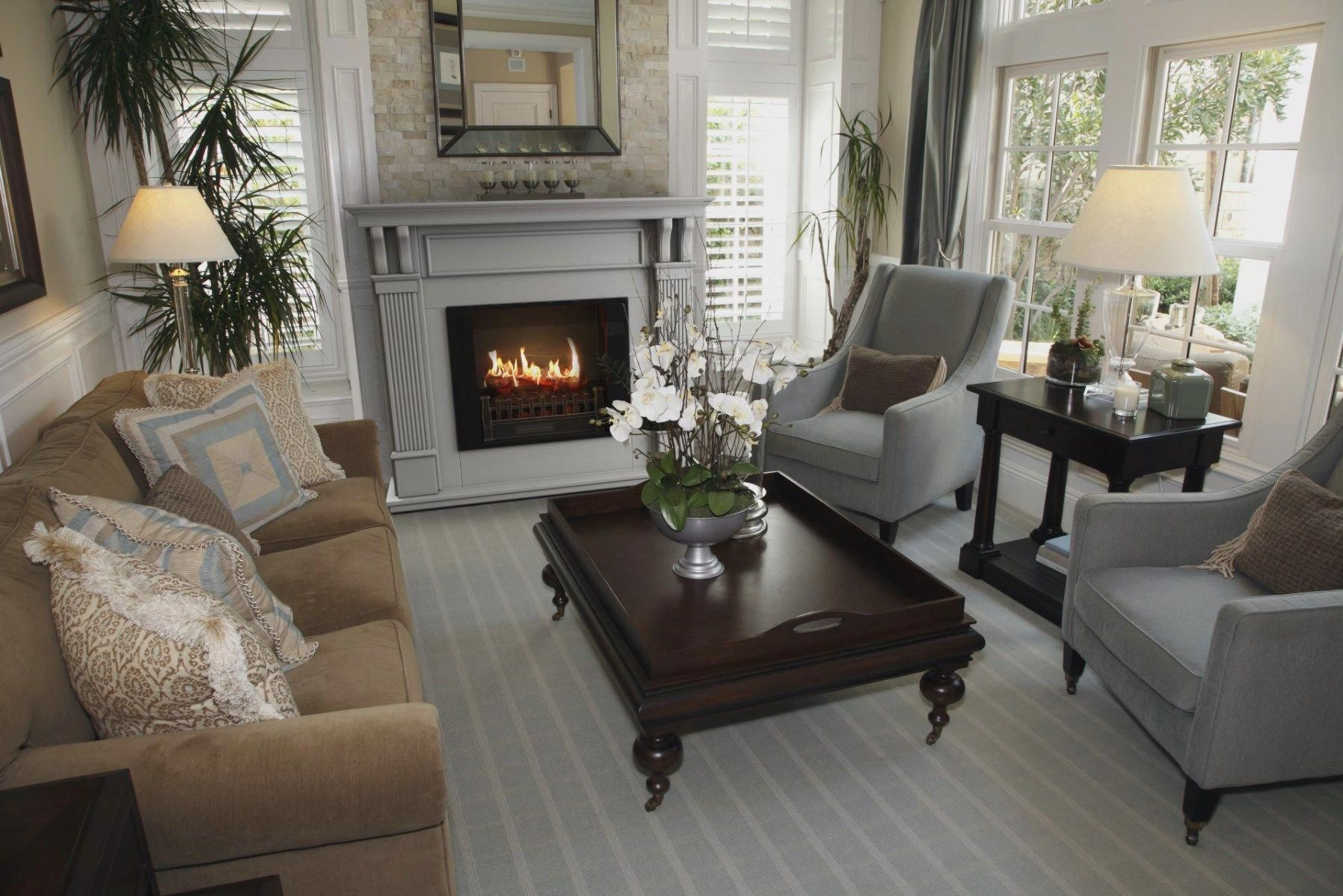 Large White Electric Fireplace With Mantel Trinity M