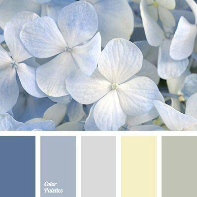 Farbpaletten, Farben, Kreativ, Blau Schlafzimmer Farbe, Türkisblue  Schlafzimmer, Blau Creme, Blau Grau Badezimmer, Schlafzimmerfarben, Gelbe  Farbpaletten