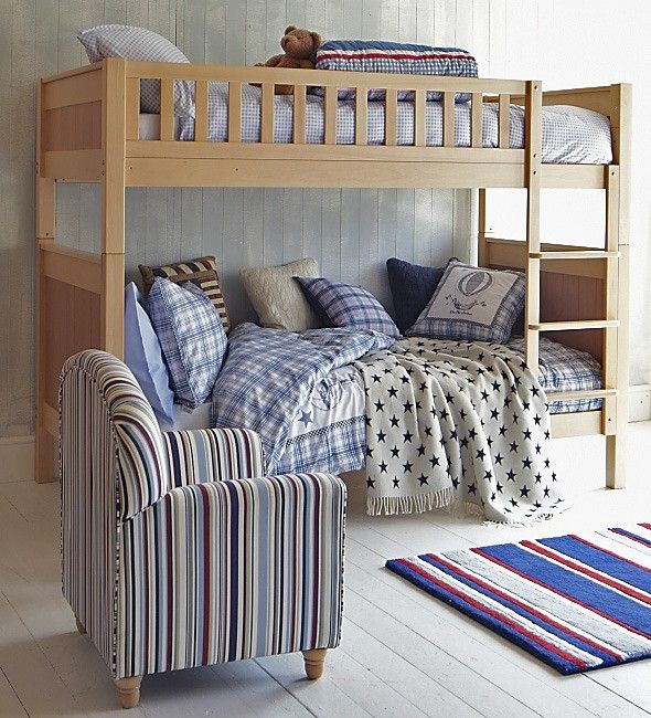 Aspace New England Bunk Bed The Bunk Beds Feature A Solid Wood