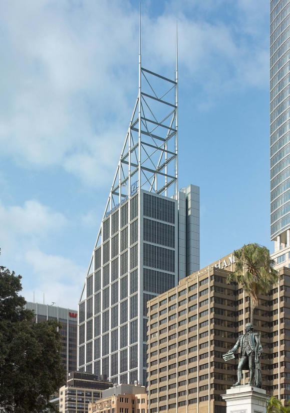 Deutsche Bank Place in Sydney. Foster+Partners Architecture