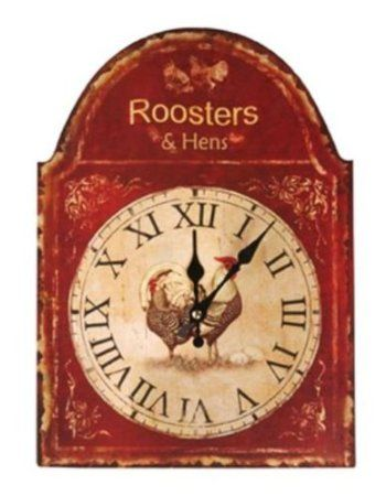 Rooster Decor In My Kitchen Rooster Decor Pinterest Rooster