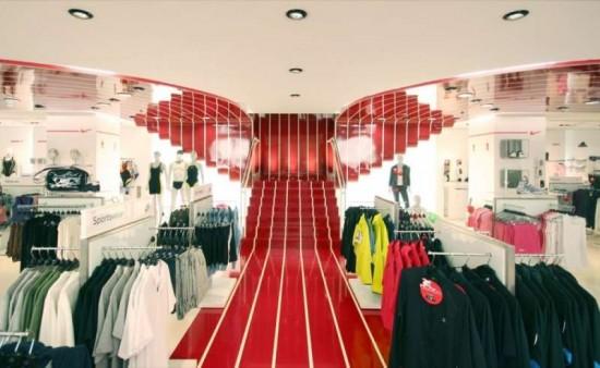 Centauro Concept Store / DMDV Arquitetos