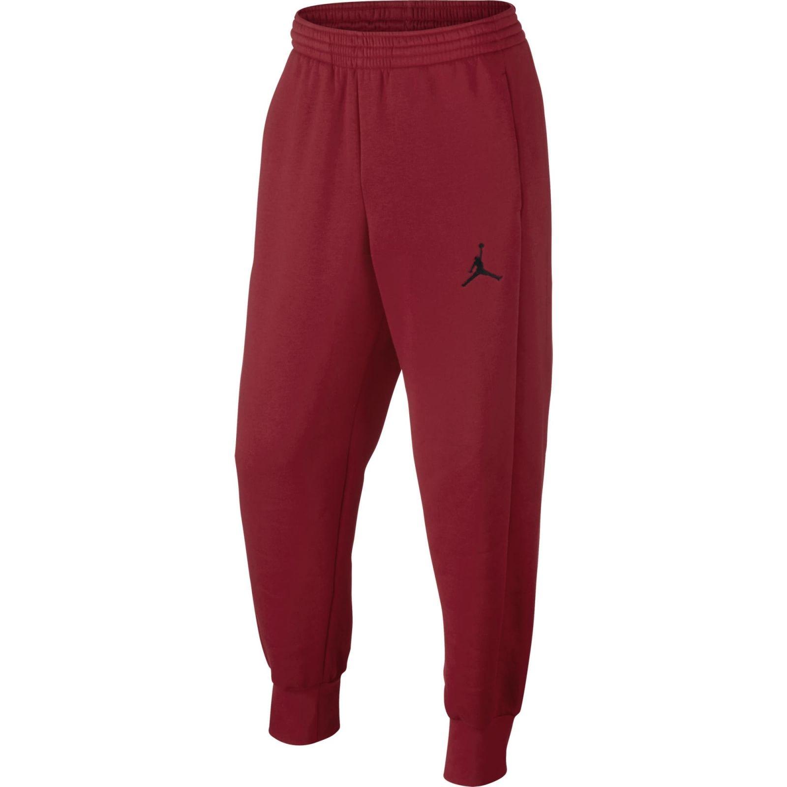 Pantalon Largo Jordan Flight Rojo 2 Ropa Deportiva Para Hombre Pantalon Largo Pantalones