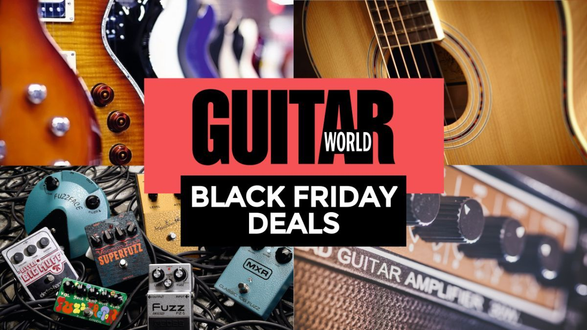 Black Friday Guitar Deals 2020 These Epic Deals Are Still Live Guitar Signature Guitar Squier Bullet