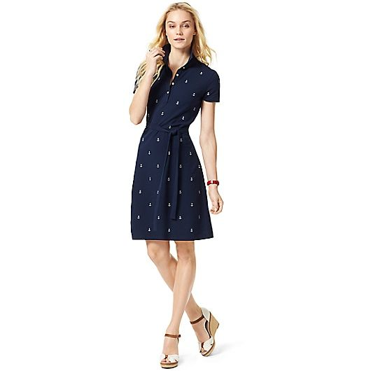 3dead0ceb Image for CRITTER POLO DRESS from Tommy Hilfiger USA | Summer