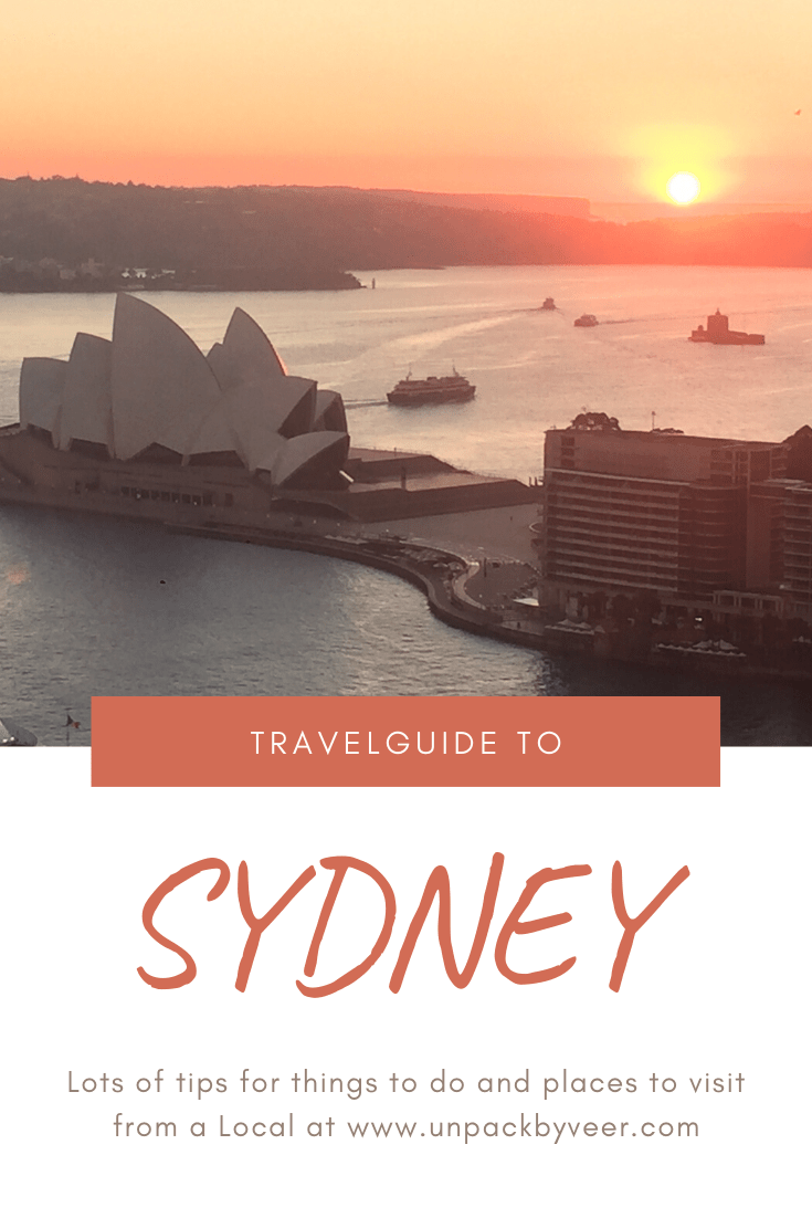 Things To Do In Sydney Australia Travel Guide From A Local Unpack Australia Travel Guide Sydney Australia Travel Australia Travel