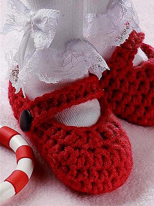 Crochet Baby Santa Dress Pattern Is So Cute Mary Janes Free