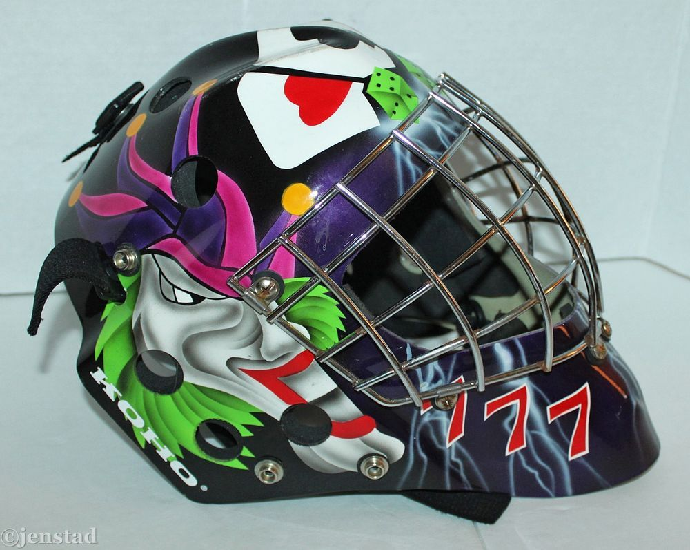 Koho Goalie Mask 86