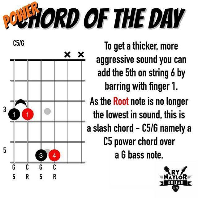 Chord Library. C5/G | MUSIC \\ LESSONS \\GUITAR | Pinterest | Guitars ...