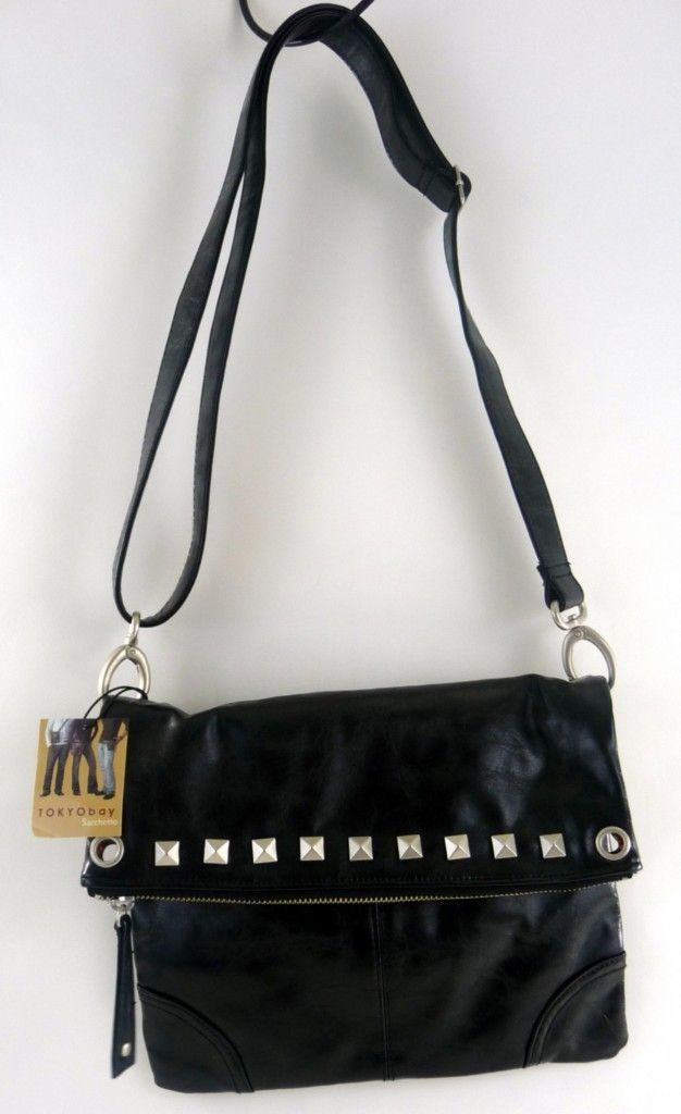 Tokyo Bay Black Piaja Clutch Shoulder Cocktail Handbag Purse Super cute