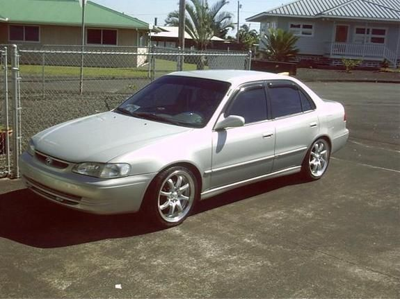 Image Result For 1999 Toyota Corolla Rims Toyota Corolla Le Toyota Corolla Corolla