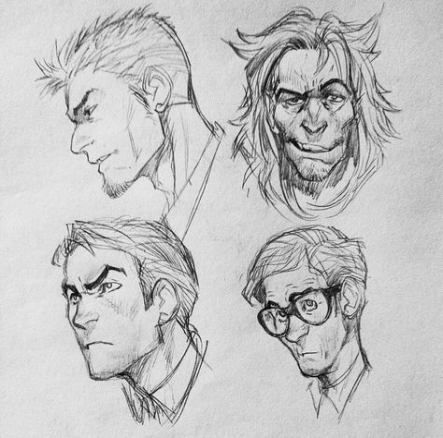 Drawing Reference Male Face Cartoon 42 Ideas For 2019 Cool Drawings Character Design Sketches Character Art