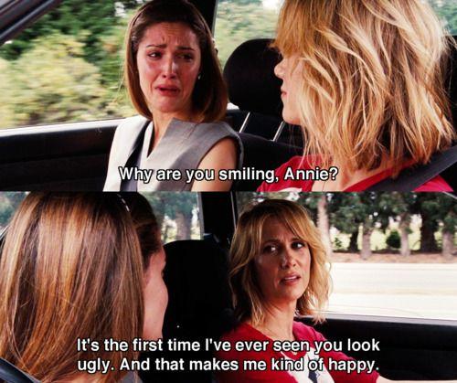 Humorous Love Quotes From Movies: Movie Quotes #bridesmaidsmovie