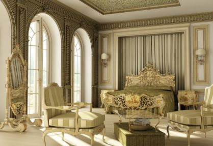 Antique Bedroom Designs Luxury Rococo Bedroom  Dream House  Pinterest  Bedrooms