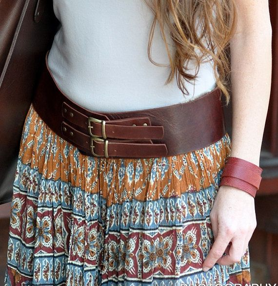 """Mid Brown Belt Real Leather Handmade Choice of Buckles /& Widths 3//4/"""" 1 1//2/"""""""