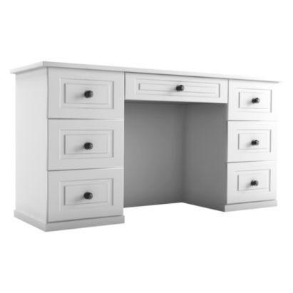 Windsor Dressing Table White, 5055569665059