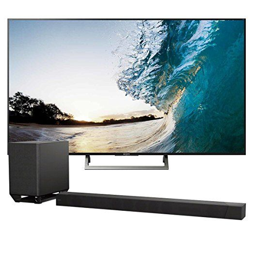 Sony Xbr 75x850e 75 4k Ultra Hd Led Smart Tv With Wi Fi And