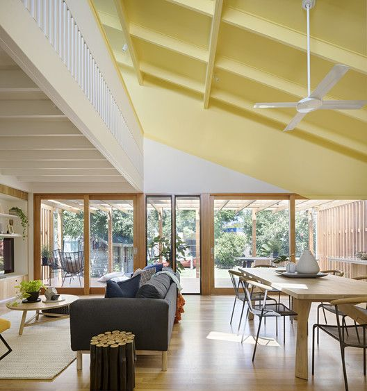 Joyful house mihaly slocombe netfloor usa also cool architecture design rh pinterest