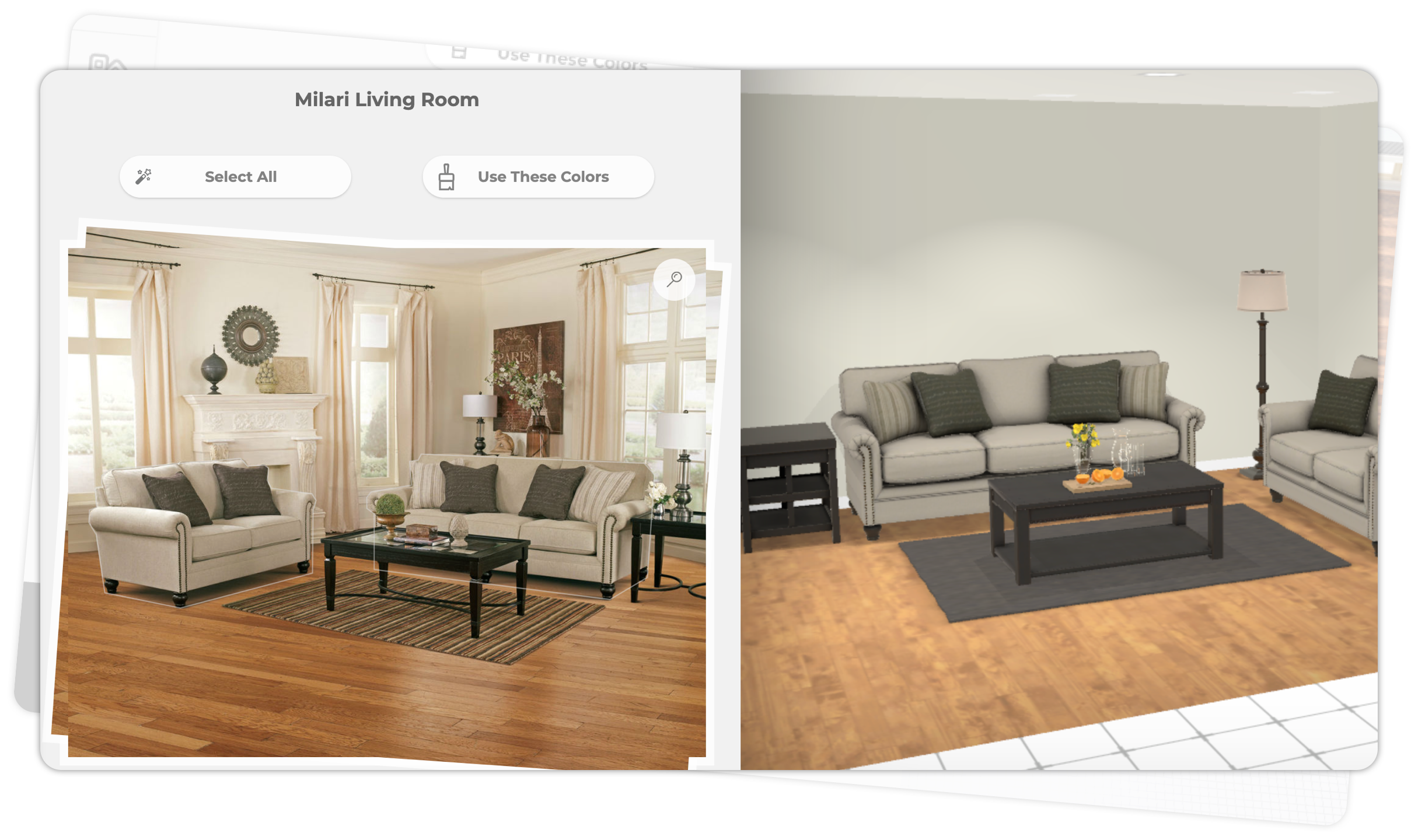 Ashley S 3d Room Planner Room Planner New Furniture Dream Spaces