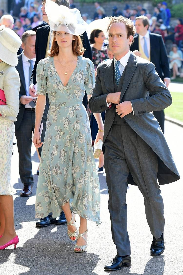 all the guest outfits you have to see from meghan and harry s wedding royal wedding guests outfits guest outfit wedding attire guest royal wedding guests outfits