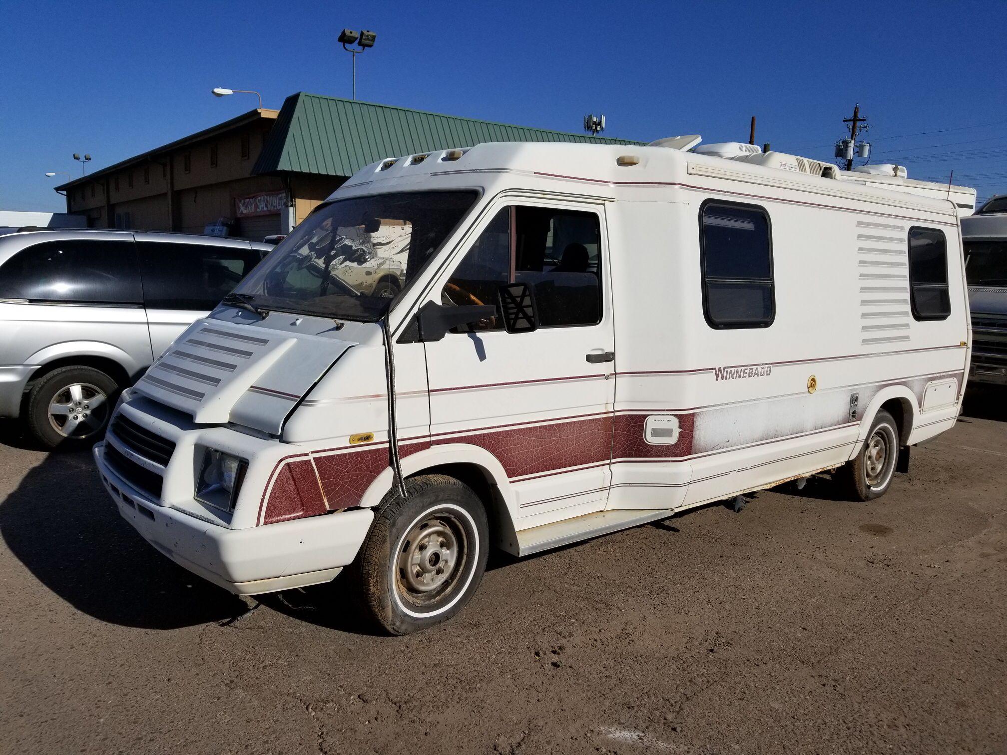 1985 Lesharo By Winnebago Winnebago Rv Parts Motorhomes For Sale
