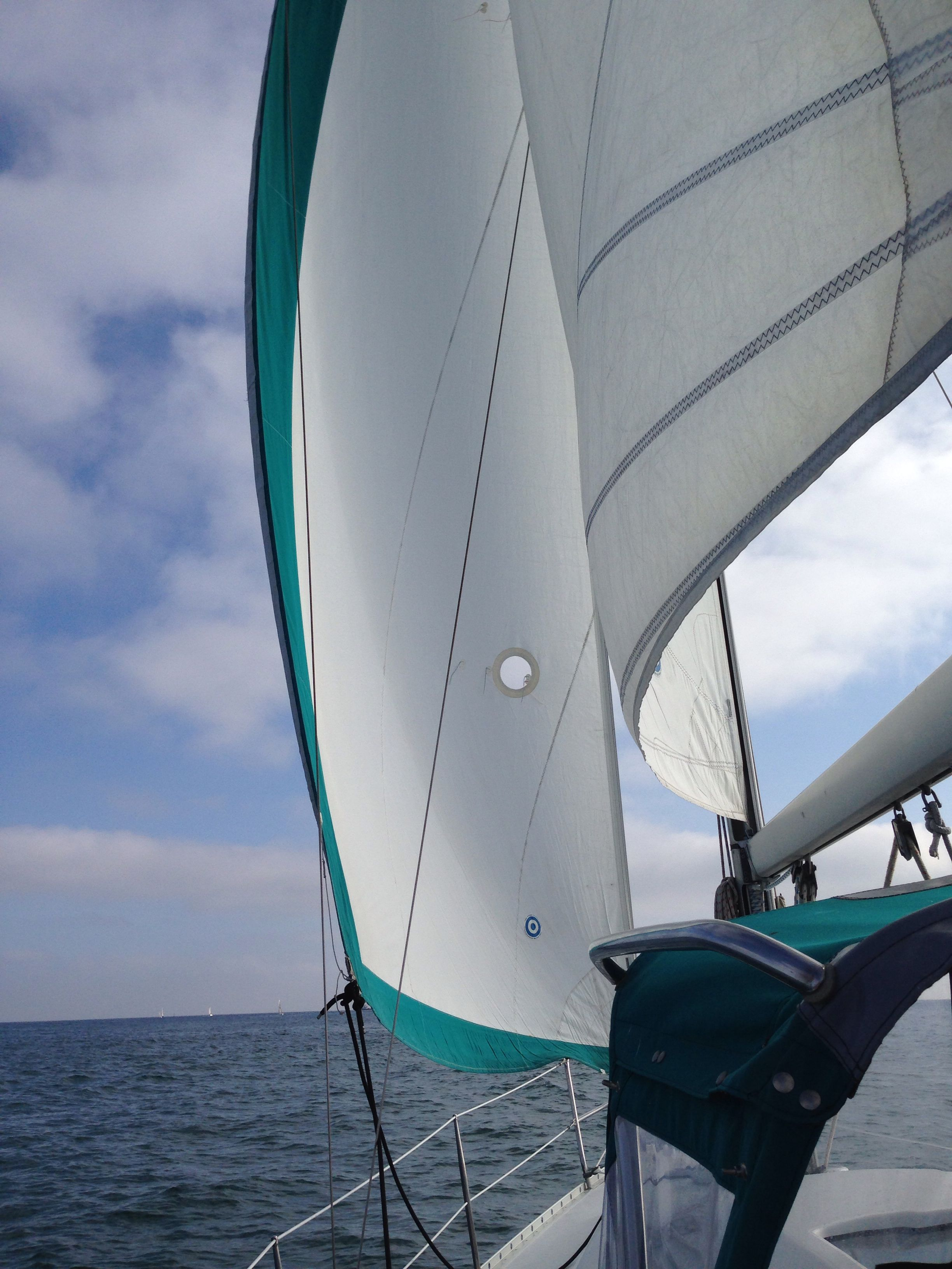 Sailing To The Channel Islands: Sailing Channel Islands, CA