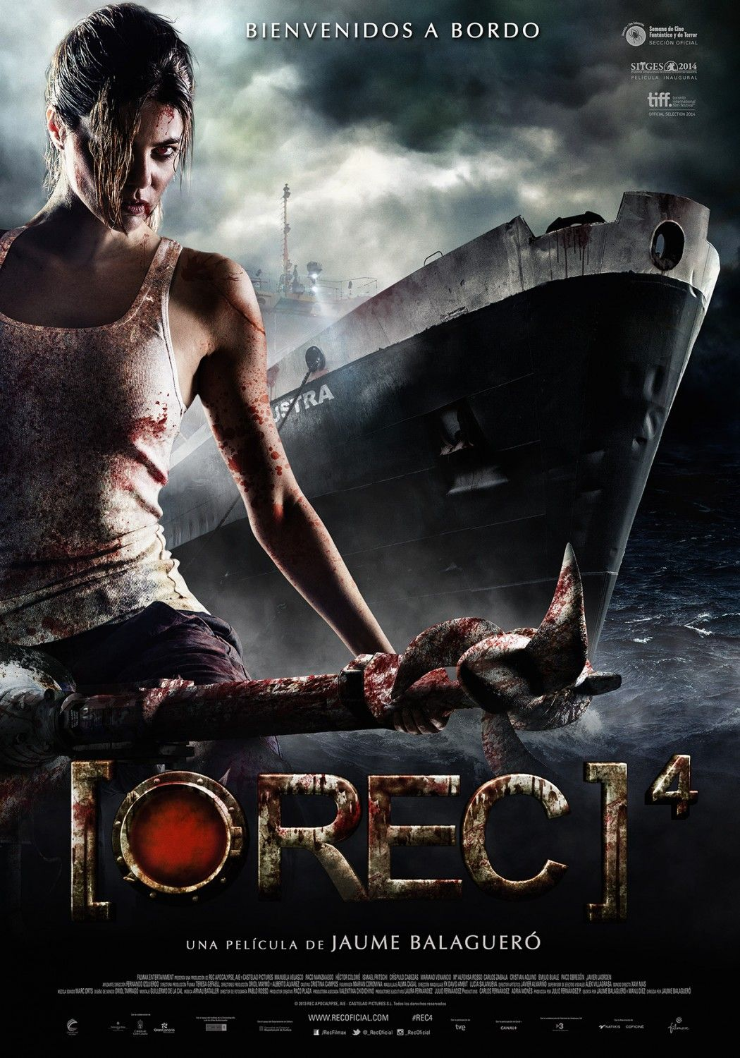 Rec 4 Apocalypse 2014 With Images Upcoming Horror Movies