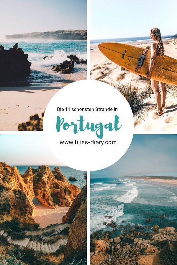 Die 11 schönsten Strände in Portugal - TRAUMHAFT!