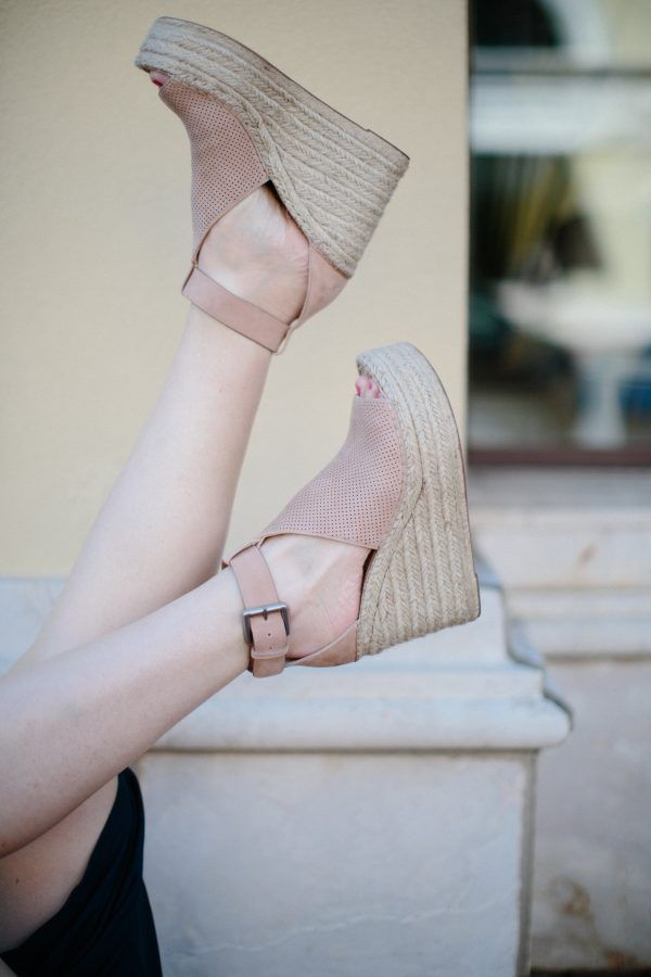 ac0c8e330b7 Jumping Into Spring | The Chic Series Style | Espadrilles, Fashion ...