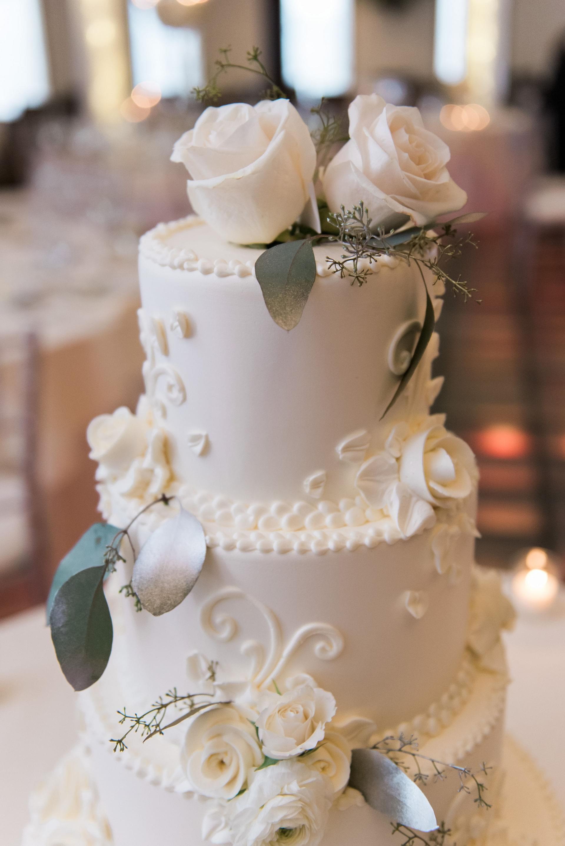 black-tie wedding at hotel baker - st. charles, il | black tie