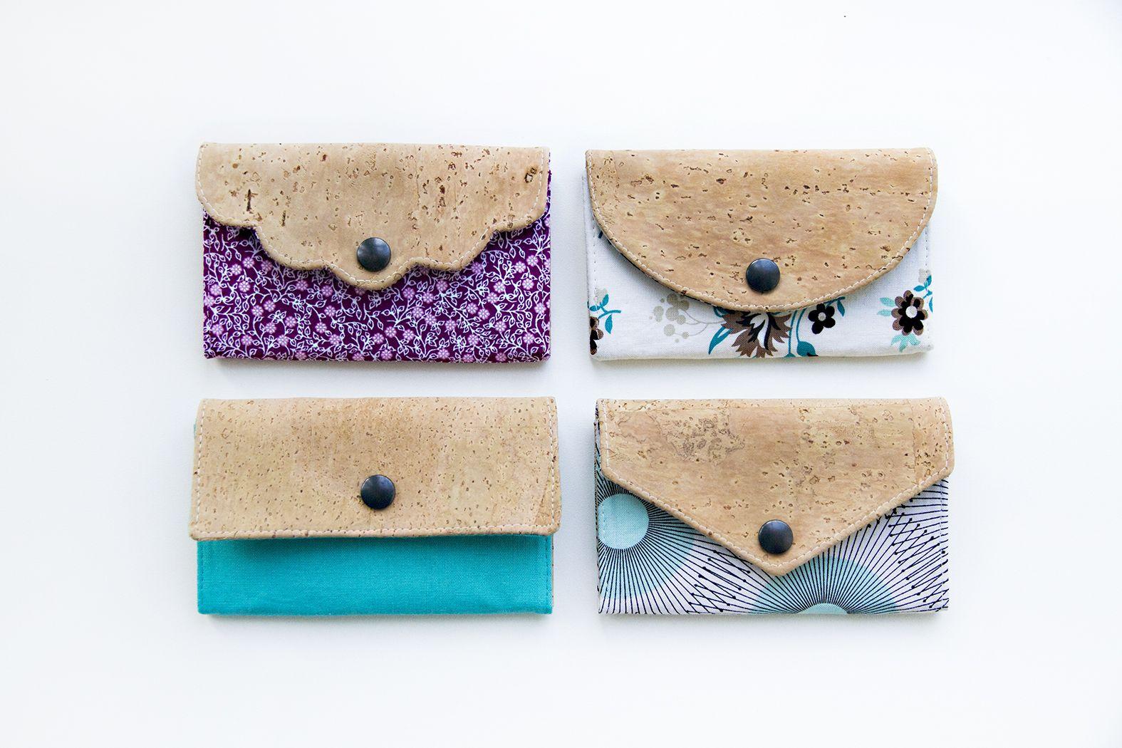 Geldbeutel nähen mit SnapPap | DIY und Selbermachen | Pinterest ...
