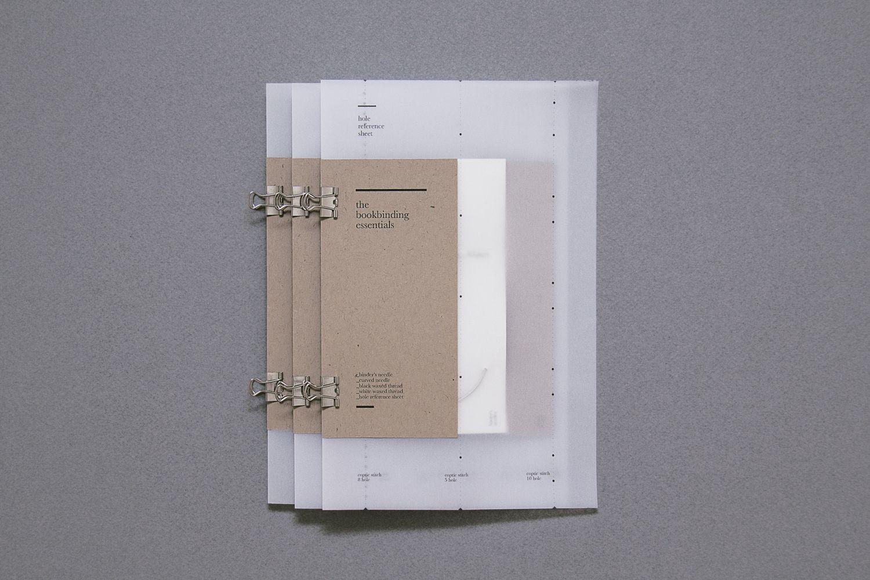 Schematic Bookbinding Bookbinding Tutorial Book Binding