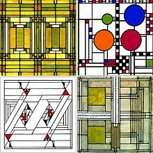 Shop Pbs Frank Lloyd Wright Stained Glass Frank Lloyd Wright Art Glass Frank Lloyd Wright Glass