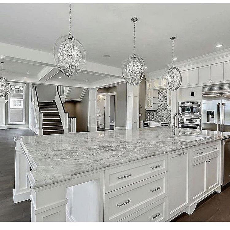 Kitchen Island Yes Or No: Yes Or No? Via @selectres_dfwtxrealtor I'm Offering A