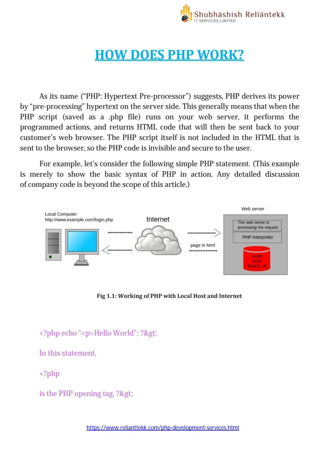 Beginners pdf php project for