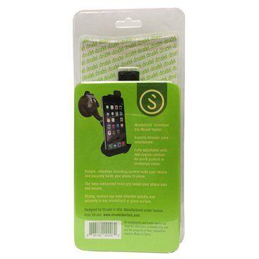 Suporte Veicular Universal para iPhone, Preto, Strudel