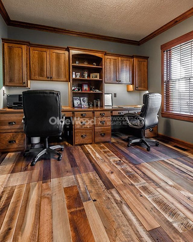 Bring History Home With Our Historic Plank Reclaimed Wide
