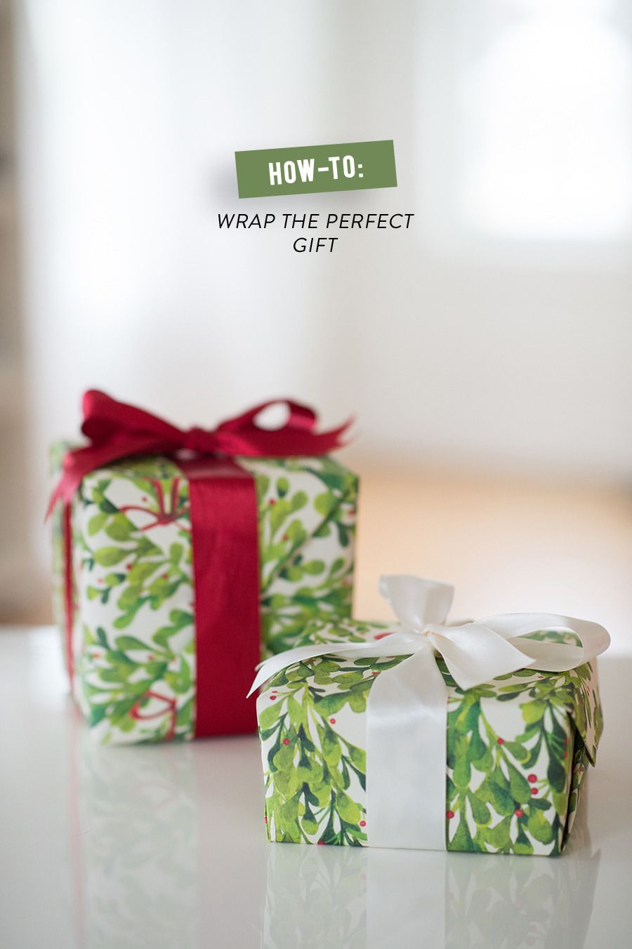 How-to Wrap the Perfect Gift with Paper Source | Paper source, Wraps ...