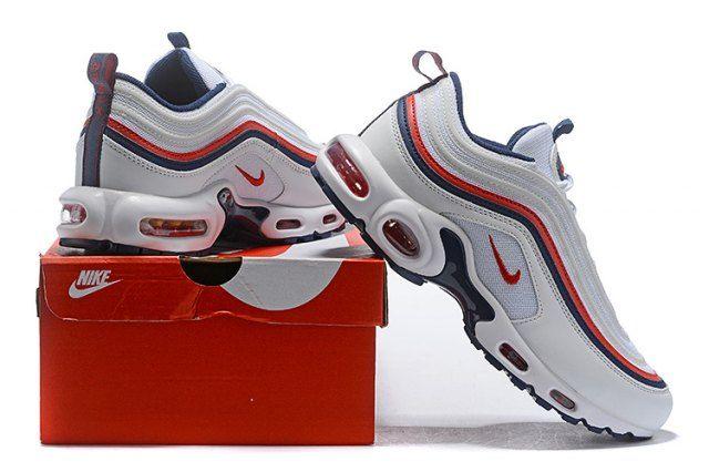 fa1ea8b710 Nike Air Max 97 Plus TN Triple Yellow White Women's Men's Running Shoes | Nike  Air Max 97 in 2019 | Nike Air Max, Nike air max plus, Nike air max running