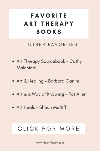 My Art Therapy Books and Other Favorite Reads is part of What is art therapy, Art therapy, Art therapy activities, Creative arts therapy, Art therapist, Therapy - My Art Therapy Books and Other Favorite Reads Hello, I'll share with you today my art therapy books and a couple of my favorite reads from my overall book collection that are related to healing and personal development  You can read below for the book list (scroll to the bottom if you just want th