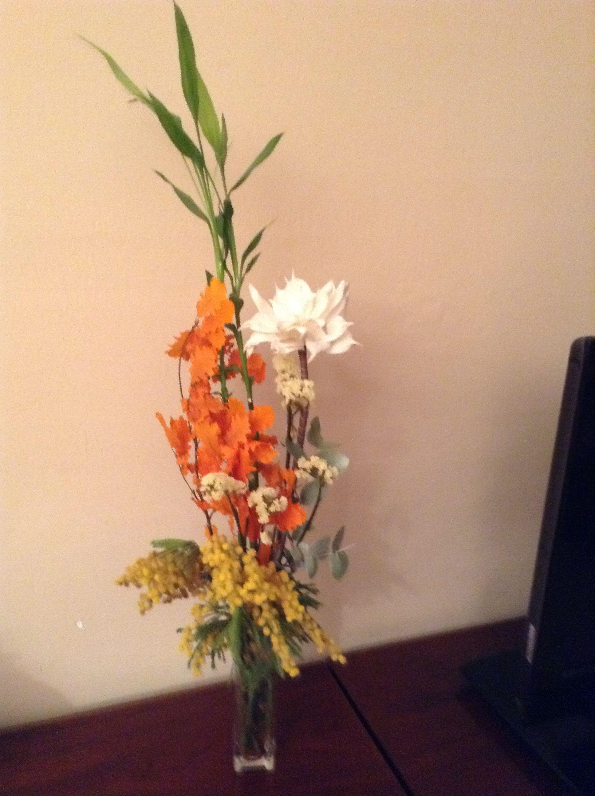 Flores Secas Ideas Pinterest Seco Flores Secas Y Jarrones - Jarrones-con-flores-secas