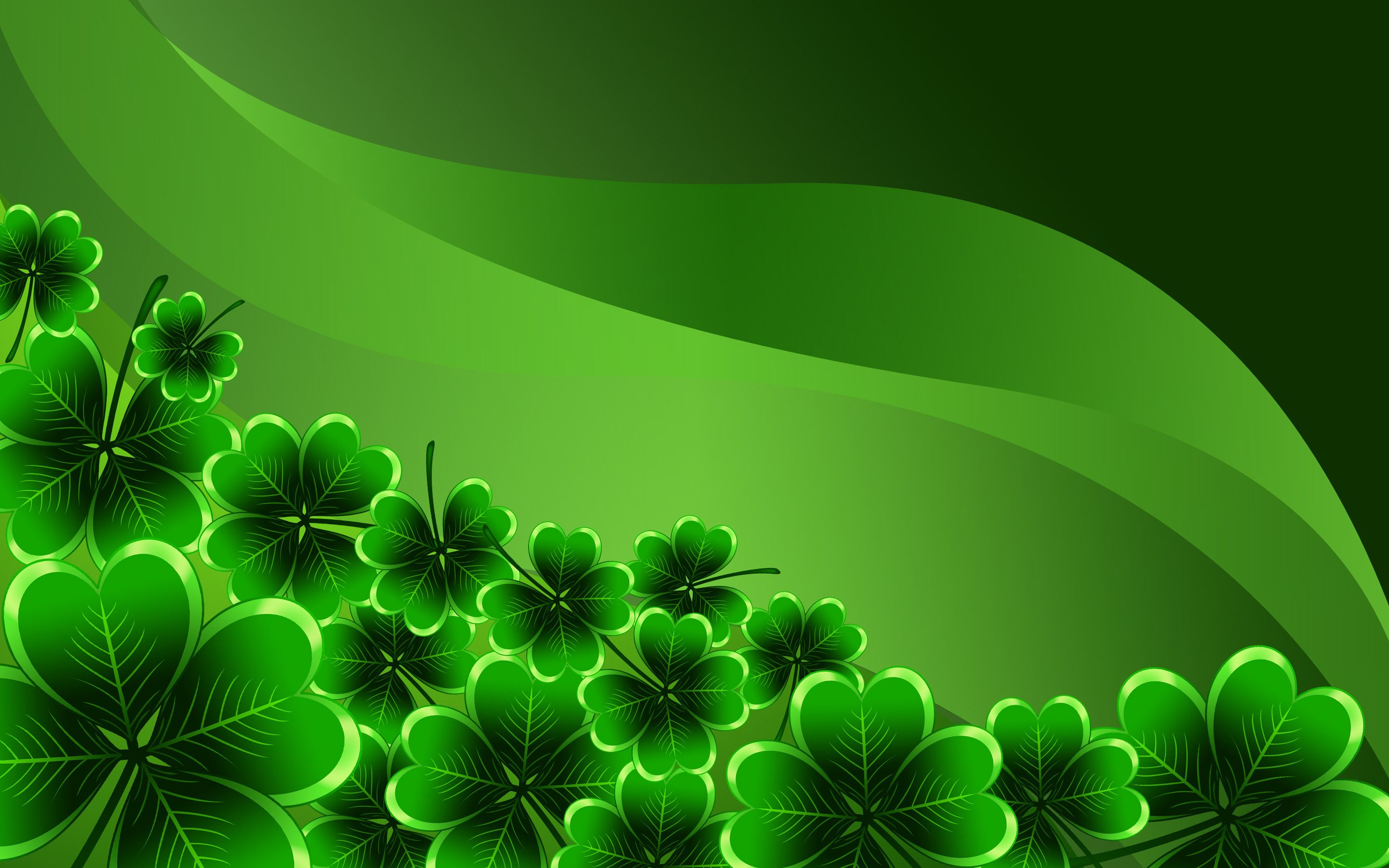 st patrick wallpapers 1920x1080 shamrocks wallpaper 19720