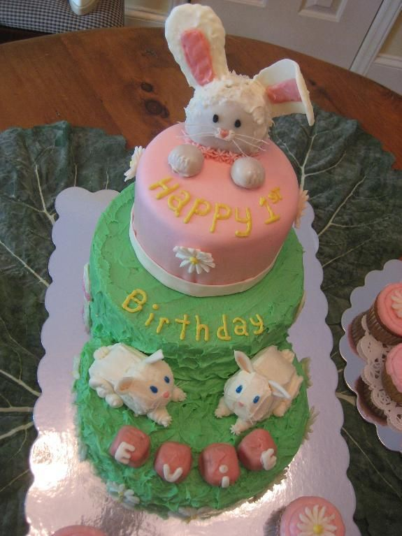 Bunny Cake Cake Decorating Pinterest Cake And Kuchen